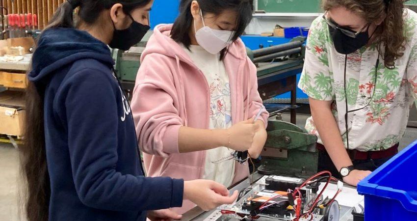 Lambrick Park Robotics 2021